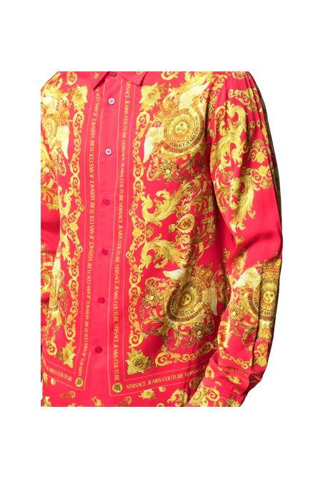 Baroque logo-print shirt VERSACE JEANS COUTURE |  | B1GWA6R3 S0273514