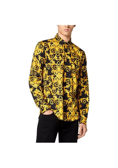 TWILL Barocco-print shirt VERSACE JEANS COUTURE |  | B1GWA6S0  S0152899