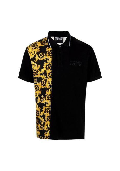 Barocco print polo shirt VERSACE JEANS COUTURE |  | B3GWA722 S0154899