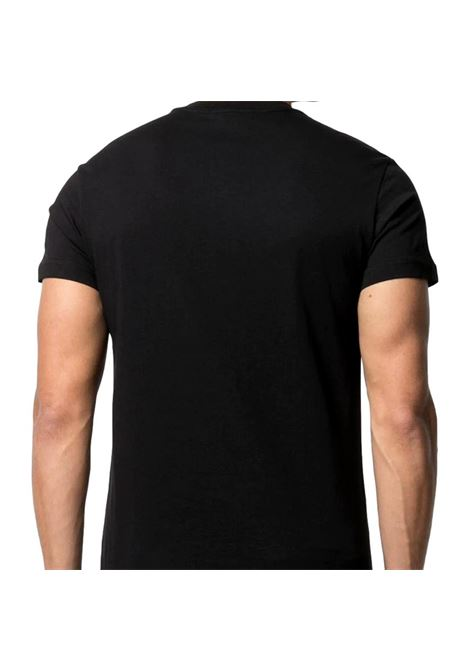 foil logo T-shirt VERSACE JEANS COUTURE |  | B3GWA7TB 30319K42