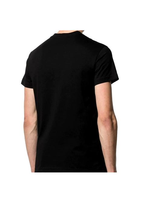 logo-print short-sleeved t-shirt