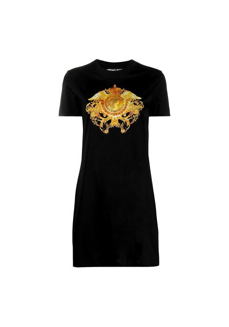 baroque-print t-shirt dress VERSACE JEANS COUTURE |  | D2HWA418 11620899
