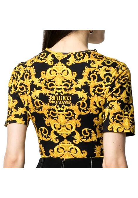body baroque  pattern VERSACE JEANS COUTURE |  | D4HWA603 S0155899