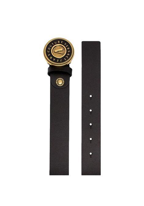 cintura con logo VERSACE JEANS COUTURE | Cintura | D8YWAF14 71627899
