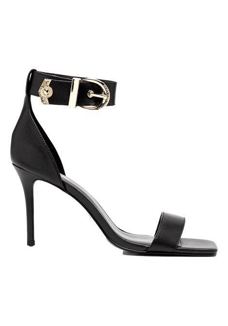 sandali open-toe con fibbia VERSACE JEANS COUTURE | Scarpe | E0VWAS70 71977899