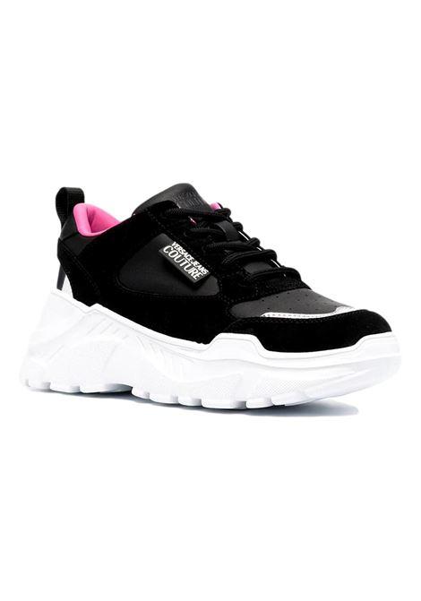sneakers chunky con lacci VERSACE JEANS COUTURE | Scarpe | E0VWASC2 71955899