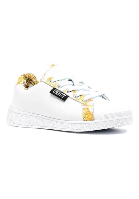 scarpe da ginnastica basse con lacci VERSACE JEANS COUTURE | Scarpe | E0VWASP1 71973MCI