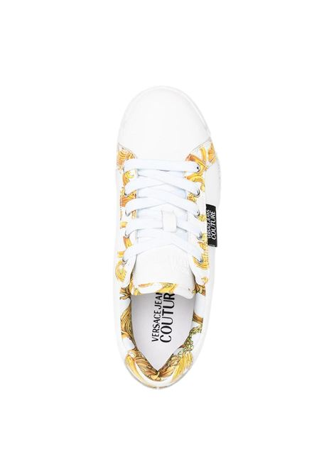low-top lace-up trainers VERSACE JEANS COUTURE |  | E0VWASP1 71973MCI