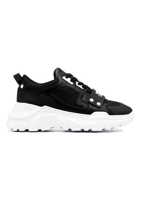 Sneakers con stampa logo VERSACE JEANS COUTURE | Scarpe | E0YWASC4 71604899