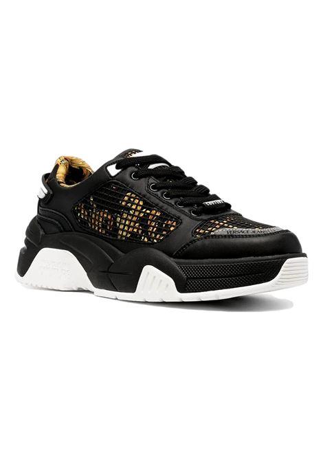 Sneakers Barocco con stampa VERSACE JEANS COUTURE | Scarpe | E0YWASF9 71970M27