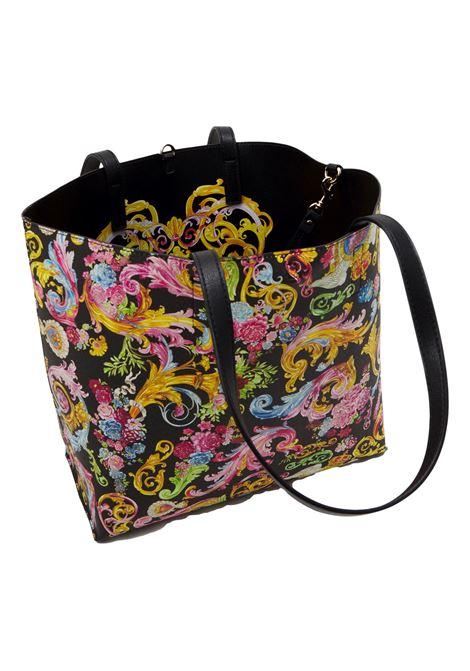 reversible shopper bag with baroque motif VERSACE JEANS COUTURE |  | E1VWABZ1 71588M09