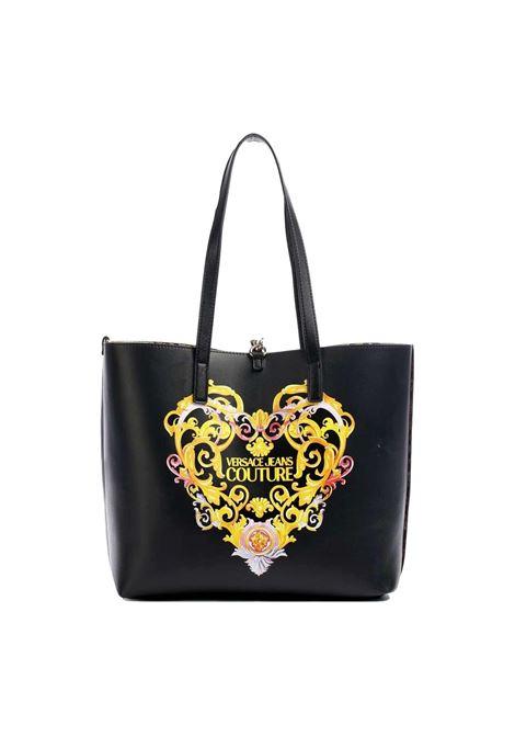 borsa shopper reversibile motivo barocco VERSACE JEANS COUTURE | Borsa | E1VWABZ1 71588M09