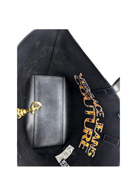 reversible shopper bag with baroque motif VERSACE JEANS COUTURE |  | E1VWABZ1 71588M27