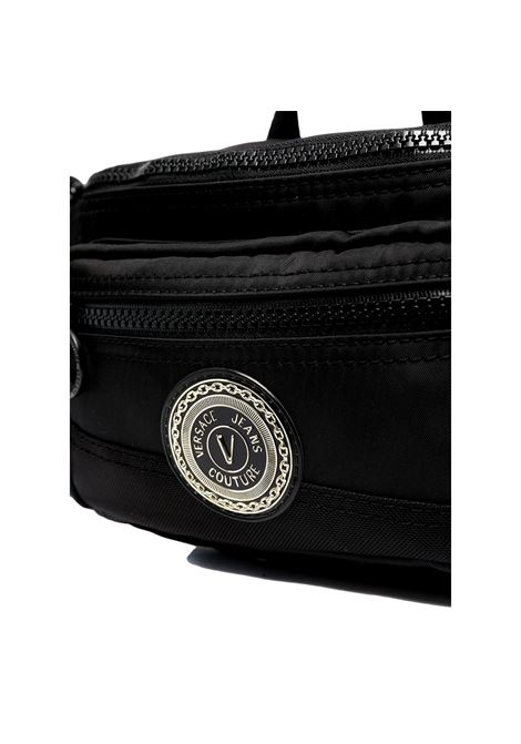 Marsupio con zip con patch logo VERSACE JEANS COUTURE | Borsa | E1YWAB13 71890899