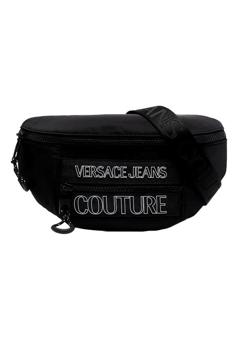 logo-print zipped belt bag VERSACE JEANS COUTURE |  | E1YWABA2 71895899