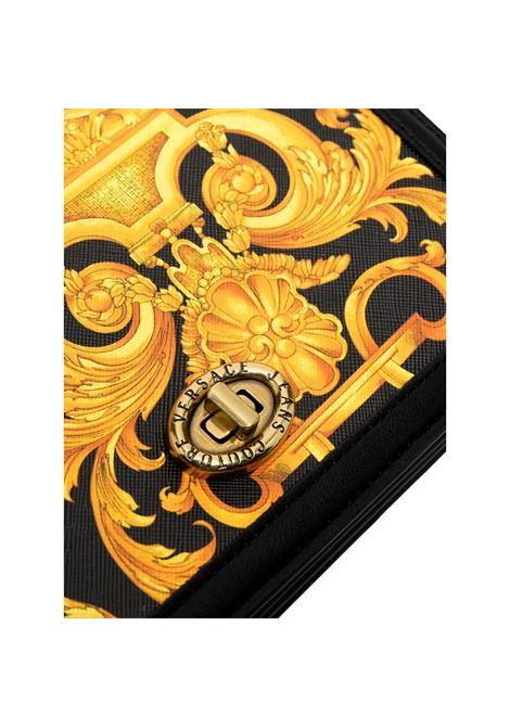 clutch con stampa barocca VERSACE JEANS COUTURE | Portafoglio | E3VWAPM6 71880M27