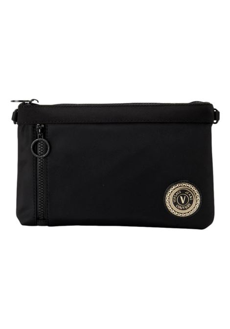 clutch bag with front logo gold VERSACE JEANS COUTURE |  | E3YWAP10 71890899