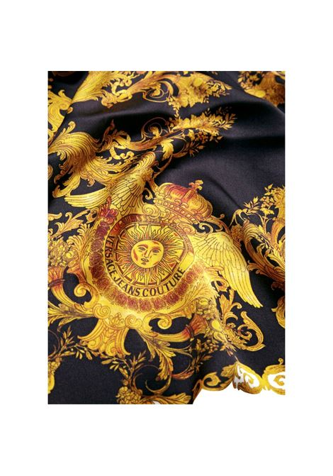 SILK SCARF WITH VERSAILLES PRINT VERSACE JEANS COUTURE |  | E4HWAH01 80152M27