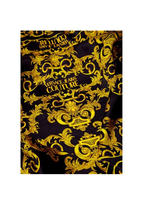 SILK SCARF WITH BAROQUE LOGO PRINT VERSACE JEANS COUTURE |  | E4HWAH01 80154M27