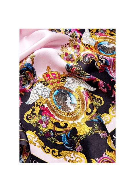 BIG SILK SCARF WITH VERSAILLES PRINT VERSACE JEANS COUTURE |  | E4HWAH03 80152O33