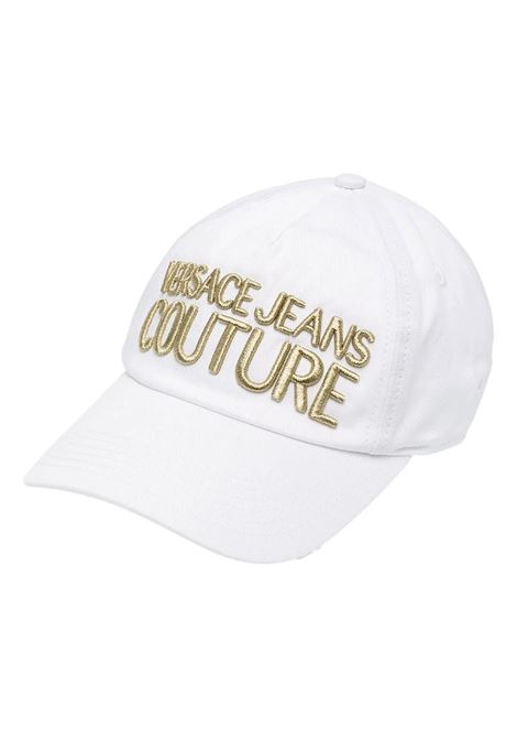 embroidered-logo baseball cap VERSACE JEANS COUTURE |  | E8YWAK10 85075MCI