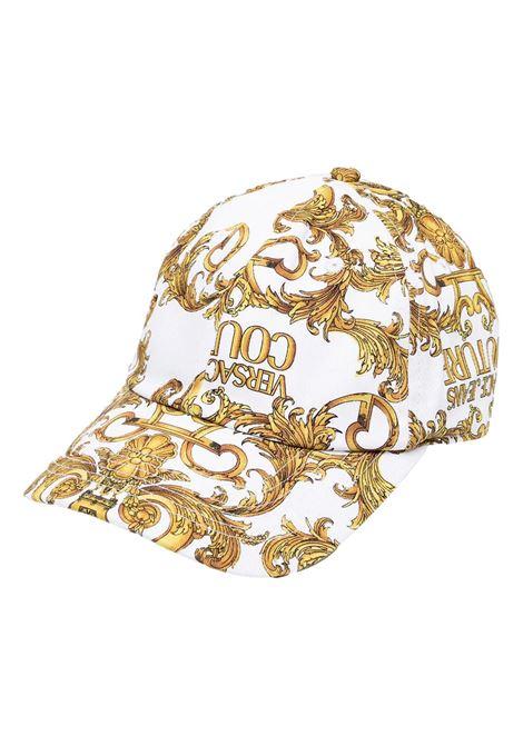 baroque print cap VERSACE JEANS COUTURE |  | E8YWAK13 80156MCI