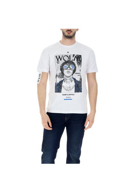 T-SHIRT WOLM WOLM | T-shirt | PEW03913