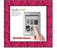 Amazon Kindle Touch Screen Wi-fi W/ Special Offers - Pre-order