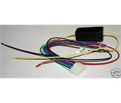 Color coding on the wiring harness for a Jensen in dash dvd ... on jensen wiring adapter, jensen speaker, jensen power harness, jensen radio harness, touch screen receiver bv9965 wire harness, jensen remote control,