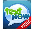Enflick TextNow Free - Unlimited Texting and Picture Messaging Logo