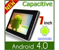 "Irulu 7"" Google Android 4.0 Capacitive Touchscreen Cortex A10 Tablet Pc 4gb Memory Logo"