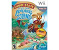 Jump Start Adventure Island for Wii Logo