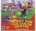 Jump Start JumpStart 3D Virtual World Quest for The Color Meister