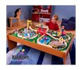 Kidkraft 17836 Ride Around Town Train Set and Table
