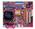 PC Chips M863G Motherboard Logo