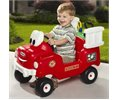 Shopzeus Little Tikes Spray and Rescue Fire Truck