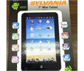 "Sylvania Sytabex7-2 7"" Tablet Express Plus Powered By Android 2.2 Logo"