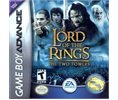 The Lord of the Rings The Two Towers for Game Boy Advance