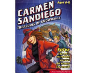 The Learning Company Carmen Sandiego Treasures Of Knowledge For Windows Mac Troubleshooting Help Support Fixya