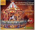 Wrebbit Enchanted Carousel Wrebbit 3-d Jigsaw Puzzle