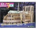 Wrebbit Puzz 3d 1000pc Jigsaw Puzzle Notre Dame de Paris Cathedral
