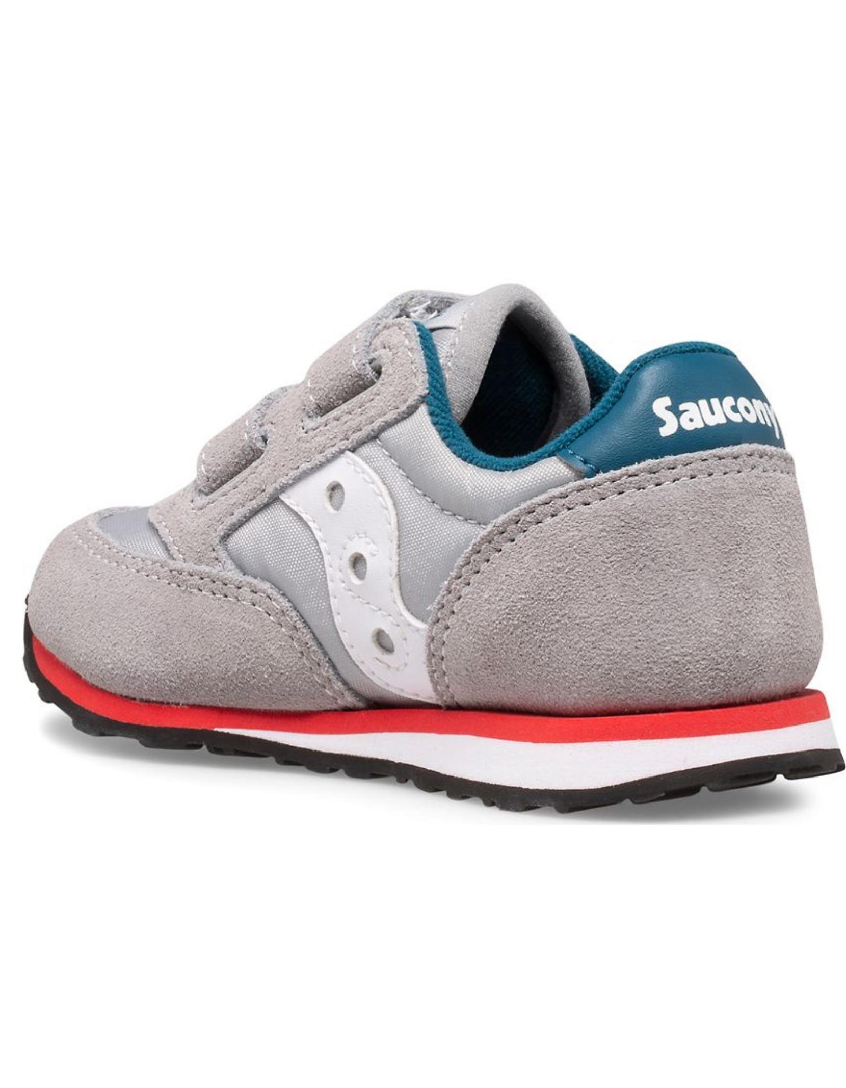 SAUCONY      SL265155GREY/BLU/RED