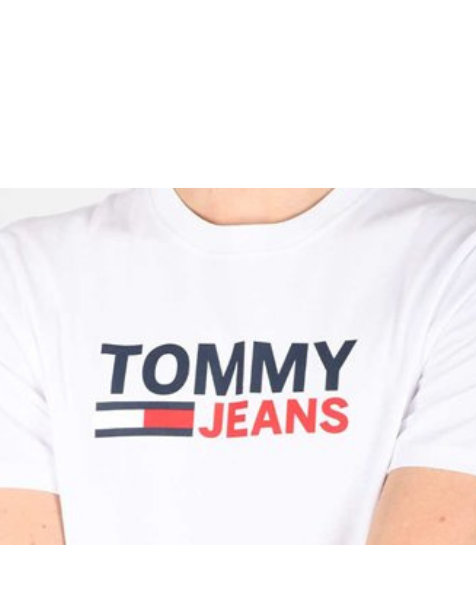 TOMMY JEANS T-SHIRT COPR LOGO UOMO TOMMY HILFIGER | T-SHIRT | DM10103YBR