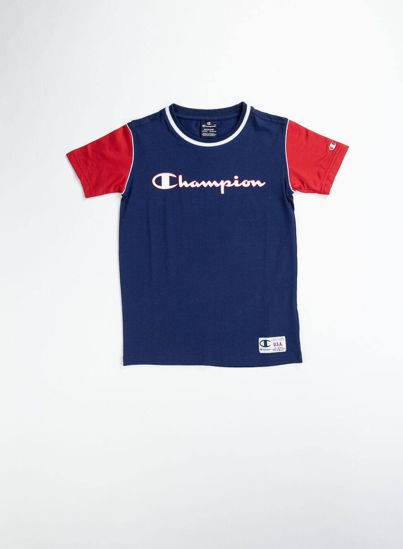 CHAMPION CREWNECK RAGAZZO CHAMPION   T-SHIRT   305631MNB
