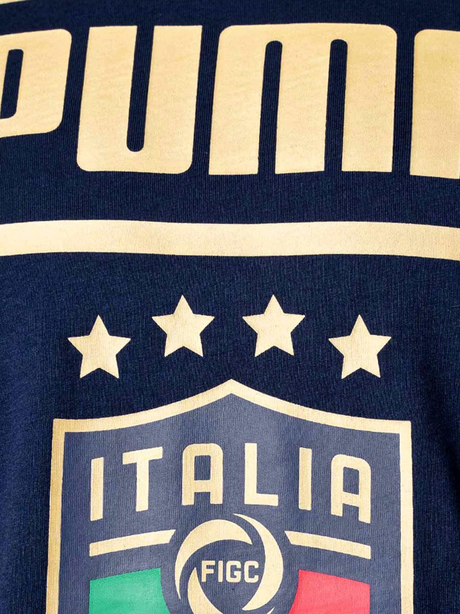 PUMA T.SHIRT FIGC TEAM UOMO PUMA | T-SHIRT | 75750407