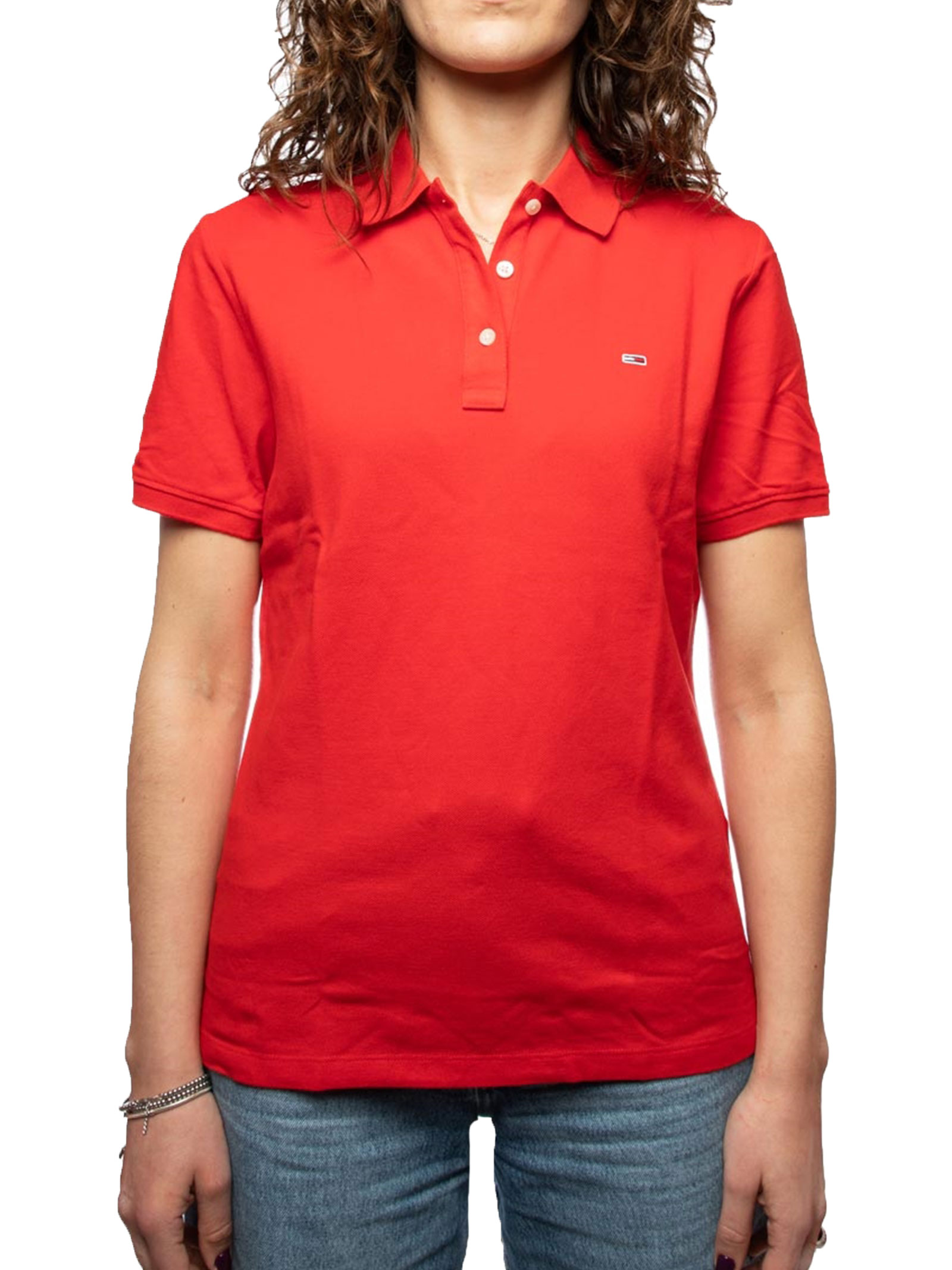 TOMMY JEANS POLO TOMMY HILFIGER   POLO   DW09199XNL