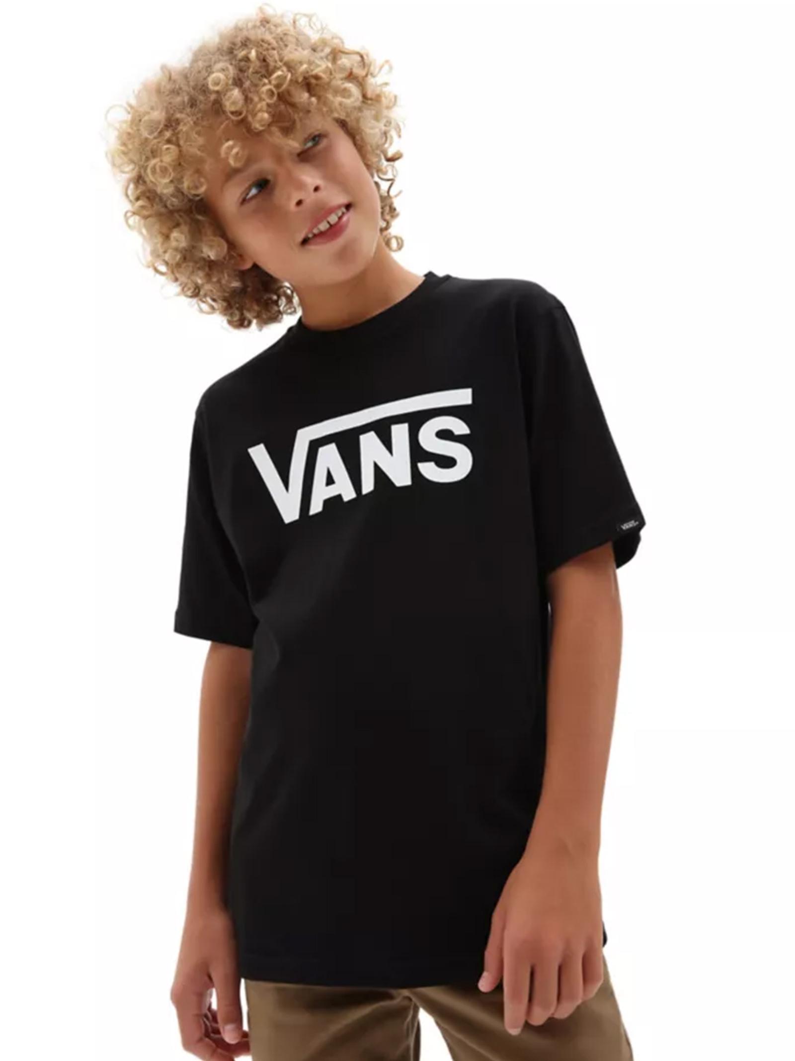 VANS T-SHIRT CLASSIC BOY VANS | T-SHIRT | V0IVFY28-