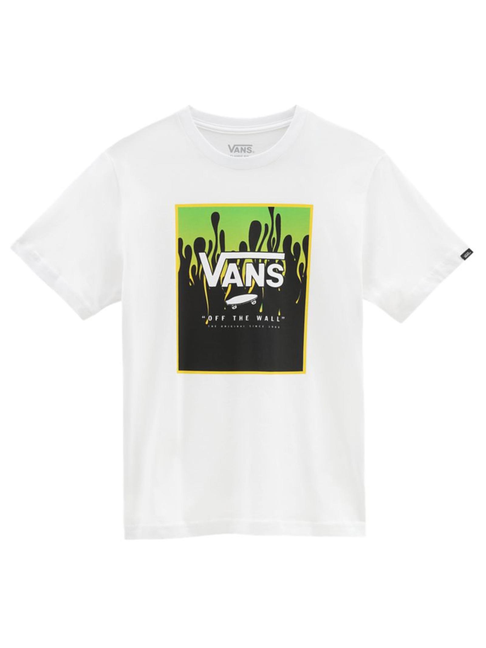 VANS T-SHIRT PRINT BOX BOY VANS | T-SHIRT | VA318NZ601-