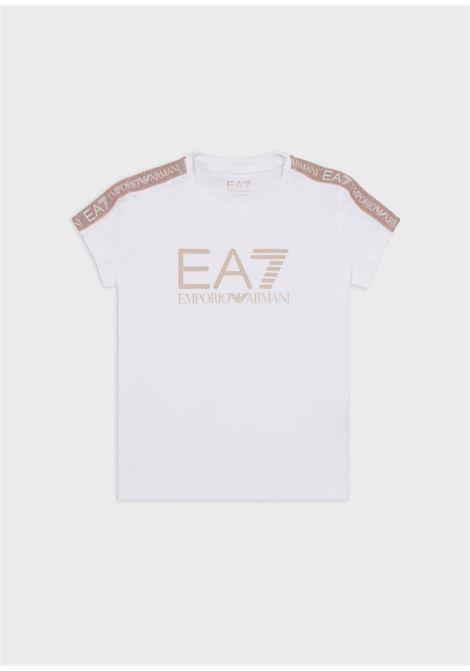 EA7 T-SHIRT BAMBINA EA7 | T-SHIRT | 6KFT041100