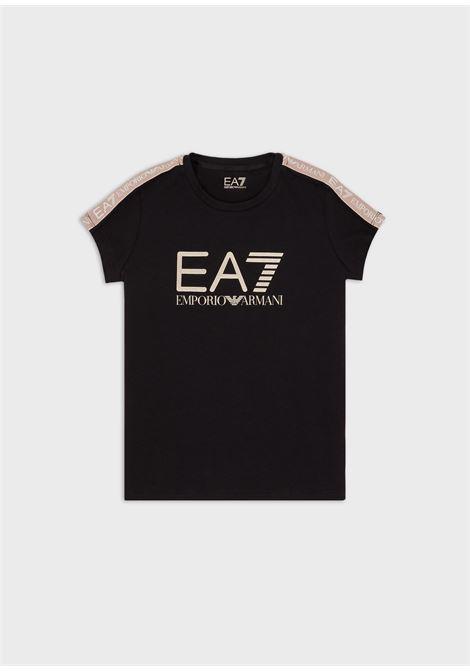 EA7 T- SHIRT BAMBINA EA7 | T-SHIRT | 6KFT041200